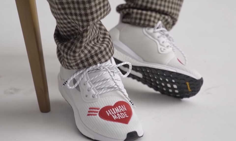 big sale bee7f bba82 Take a Better Look at the Pharrell x Chanel Footwear ...