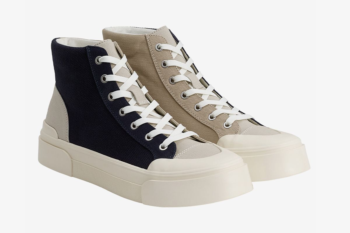H&M x Good News' Footwear Collab Uses Materials Made From Fruit 20