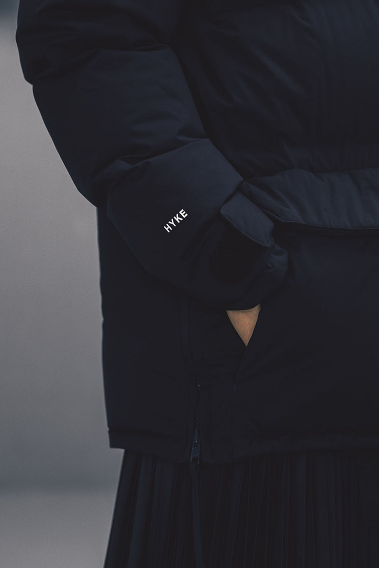 the north face hyke fw18