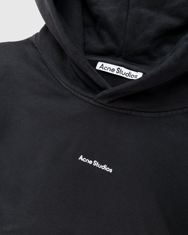 Acne Studios – Hoodie Black - Image 3