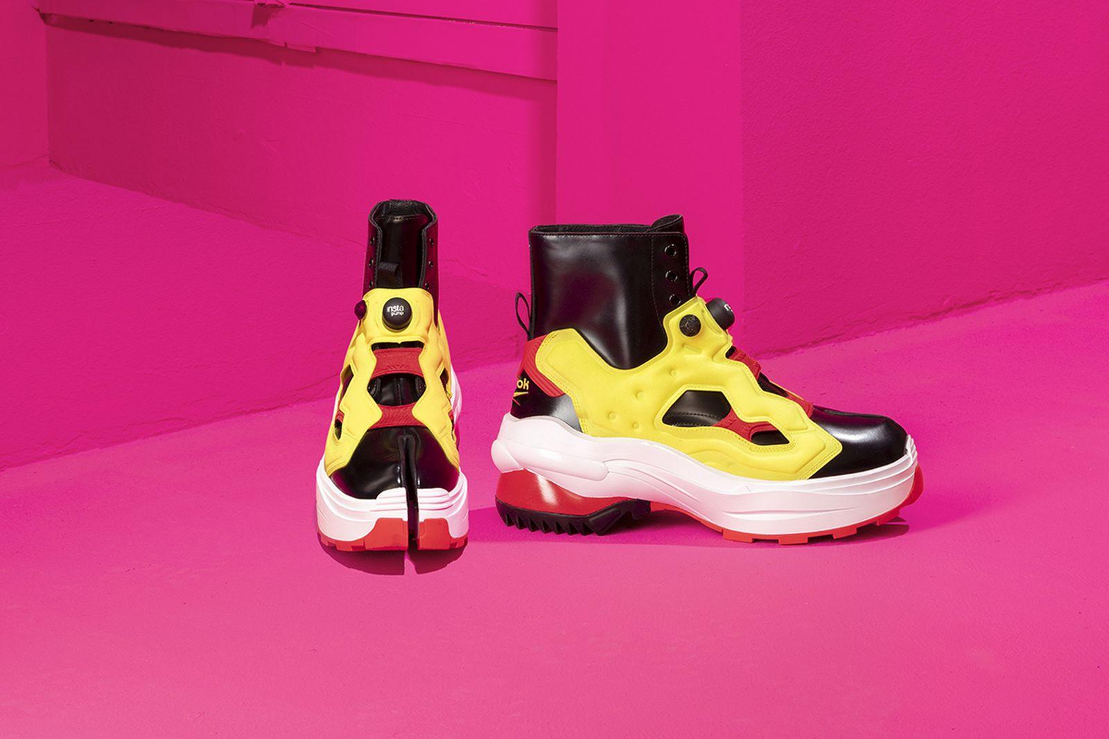 Maison Margiela x Reebok sneaker
