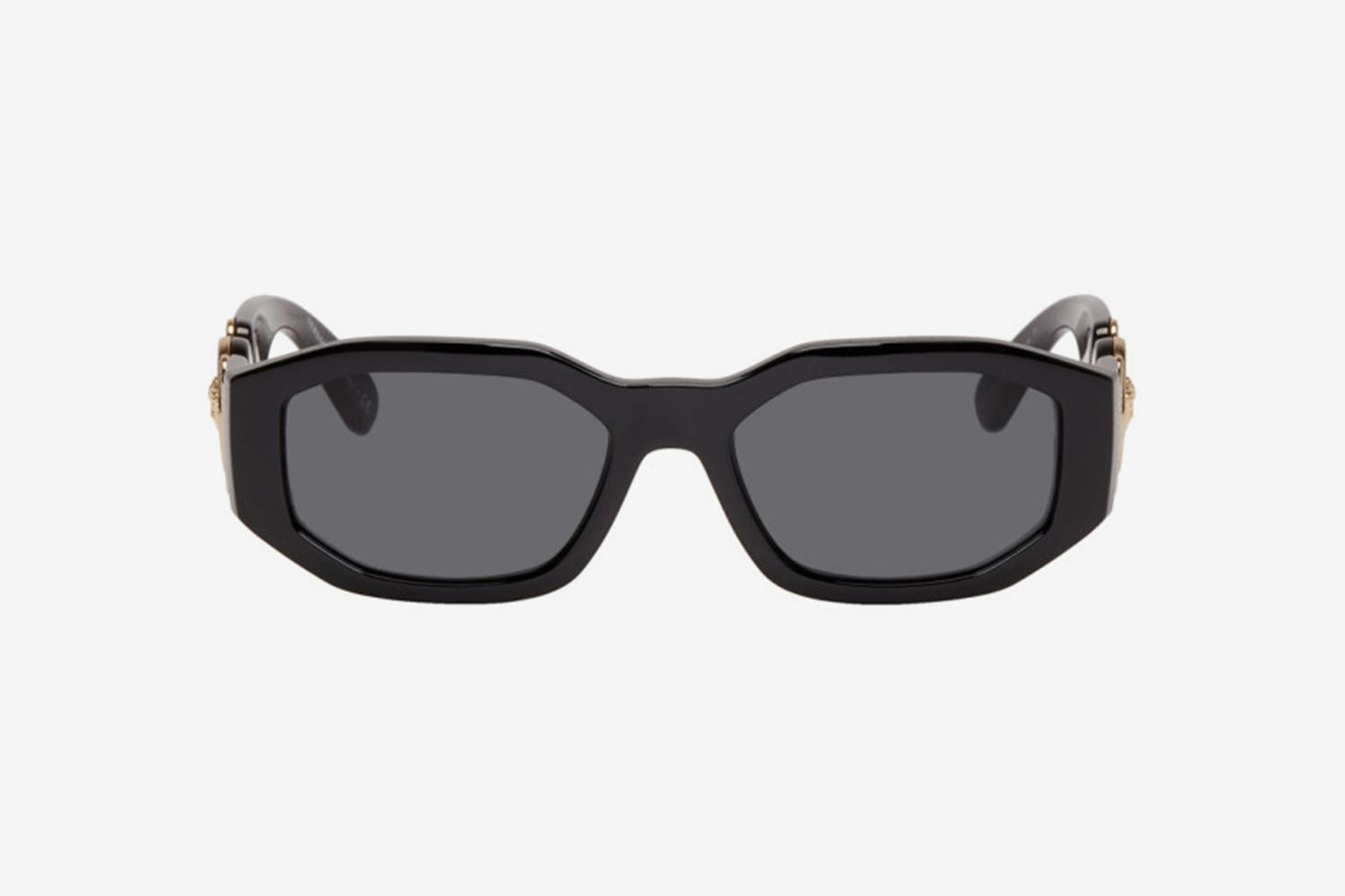 Black Medusa Biggie Sunglasses
