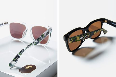 52cec81440e2d Elevate Your Shades Game with Our Favorite BAPE Sunglasses to Cop RN
