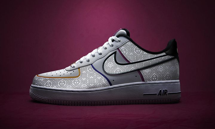 Nike Air Force 1 La Calaca