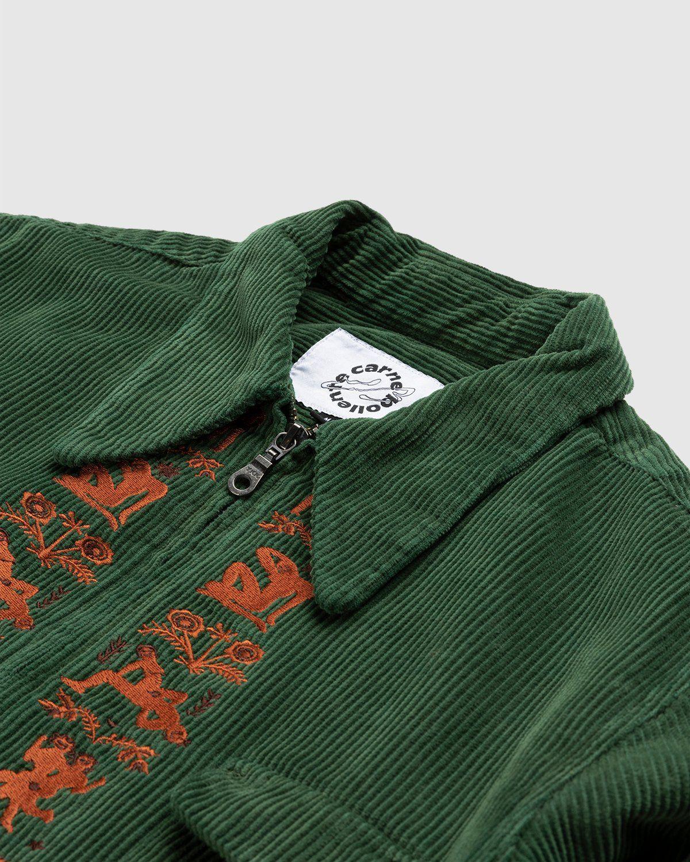 Carne Bollente – Erotic Adventures Jacket Green - Image 3