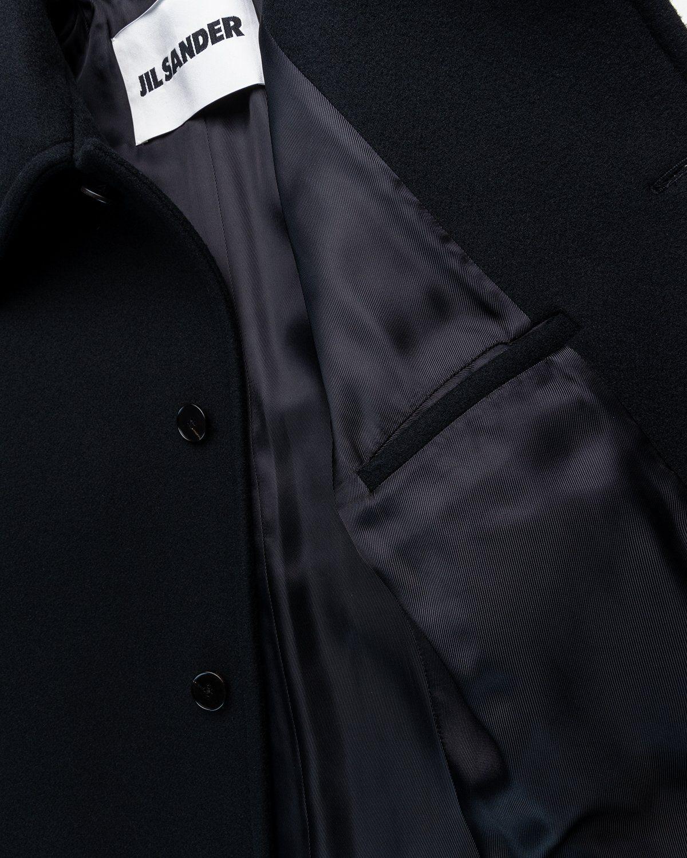 Jil Sander – Coat Black - Image 4