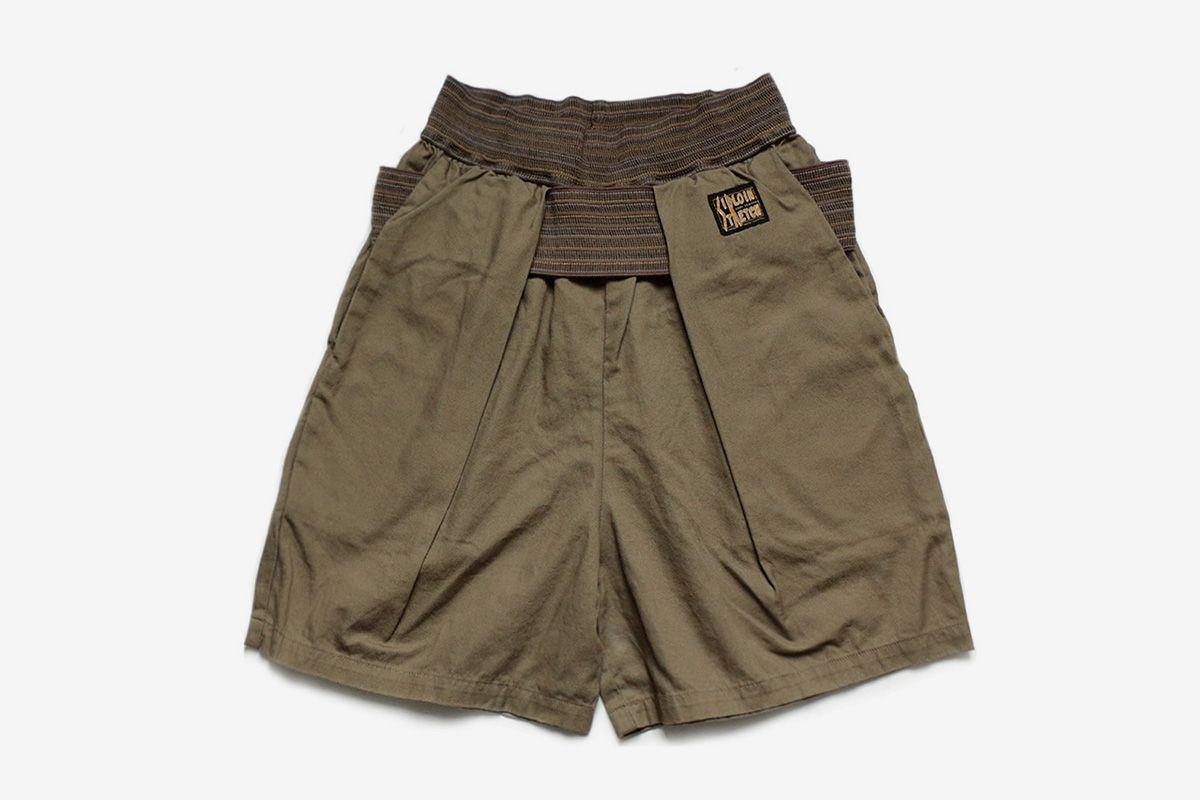 OX Shimokita shorts