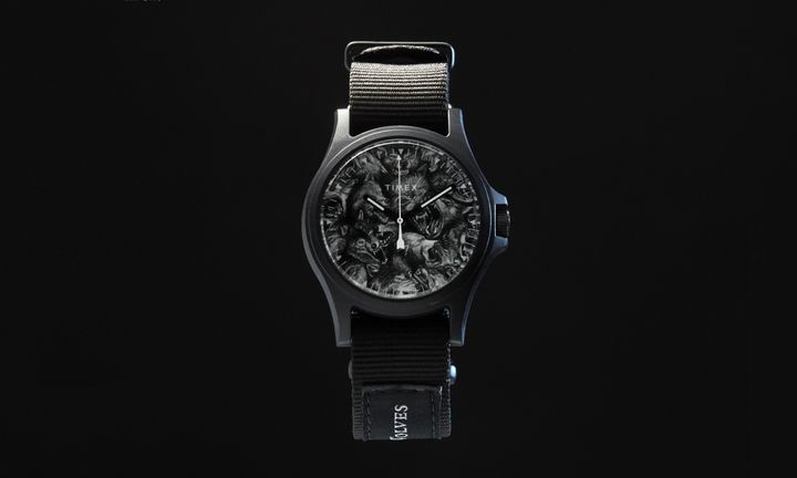 Raised by Wolves Timex