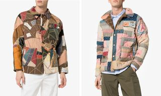BODE's Patchwork Quilted Jackets Are the Ultimate Statement Outerwear