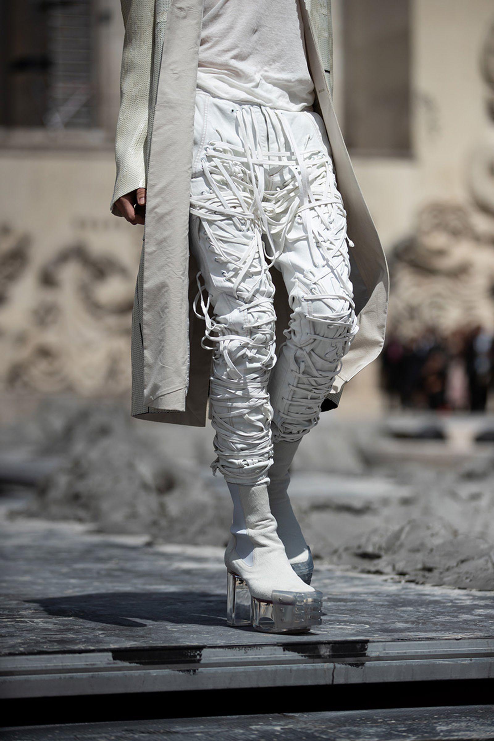 paris fashion week ss20 best sneakers rick owens Louis Vuitton Nike OAMC