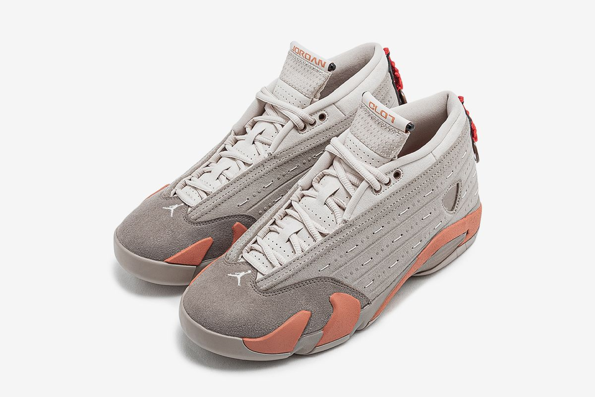 "CLOT Revisits ""Terracotta"" Theme for New Air Jordan Collab 20"