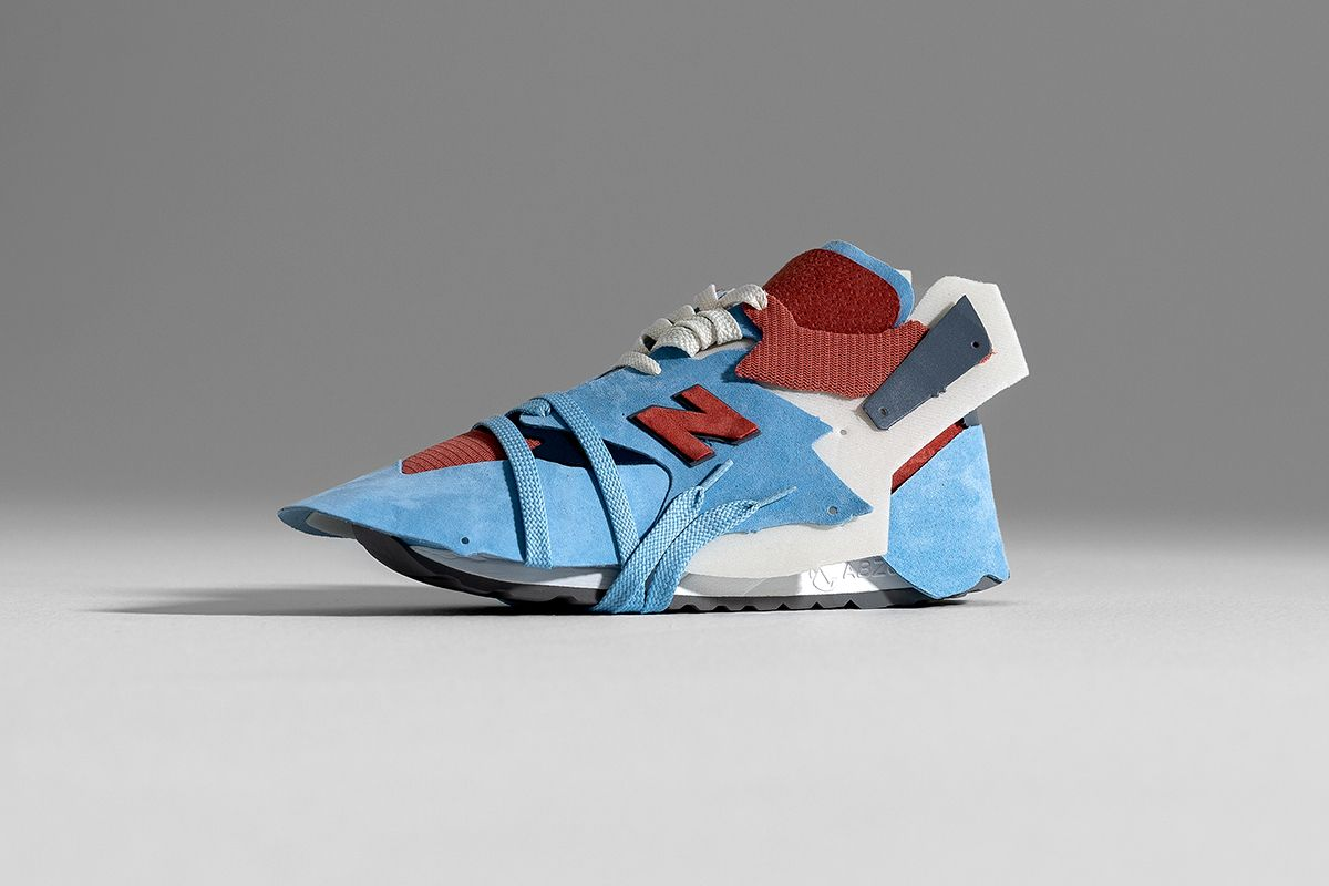 New Balance Is Making One-Off 998s From Scraps & Other Sneaker News Worth a Read 32