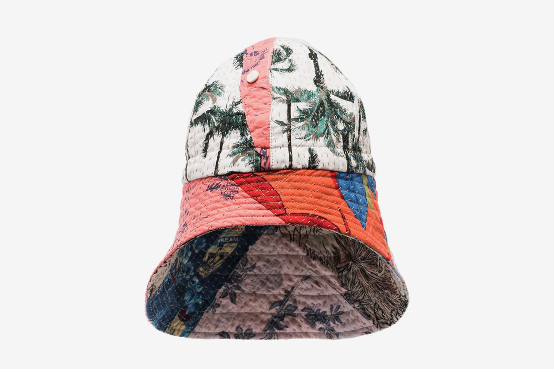 Safety Patchwork Hat / Balaclava