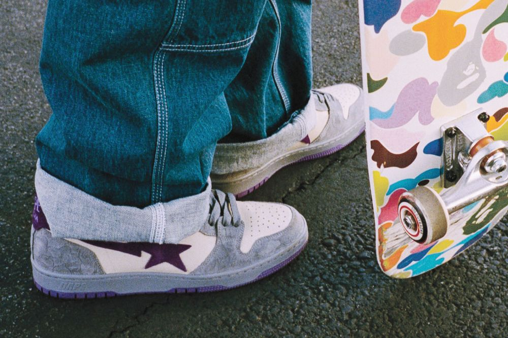 The BAPE STA Line Is Expanding, So We Ranked the Best New Colorways 13