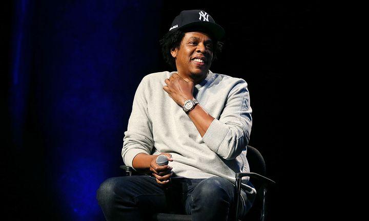 JAY-Z Yankees hat