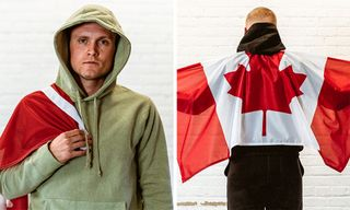 Raised by Wolves Celebrates Canada's Legalization Day With Hemp Sweatsuit