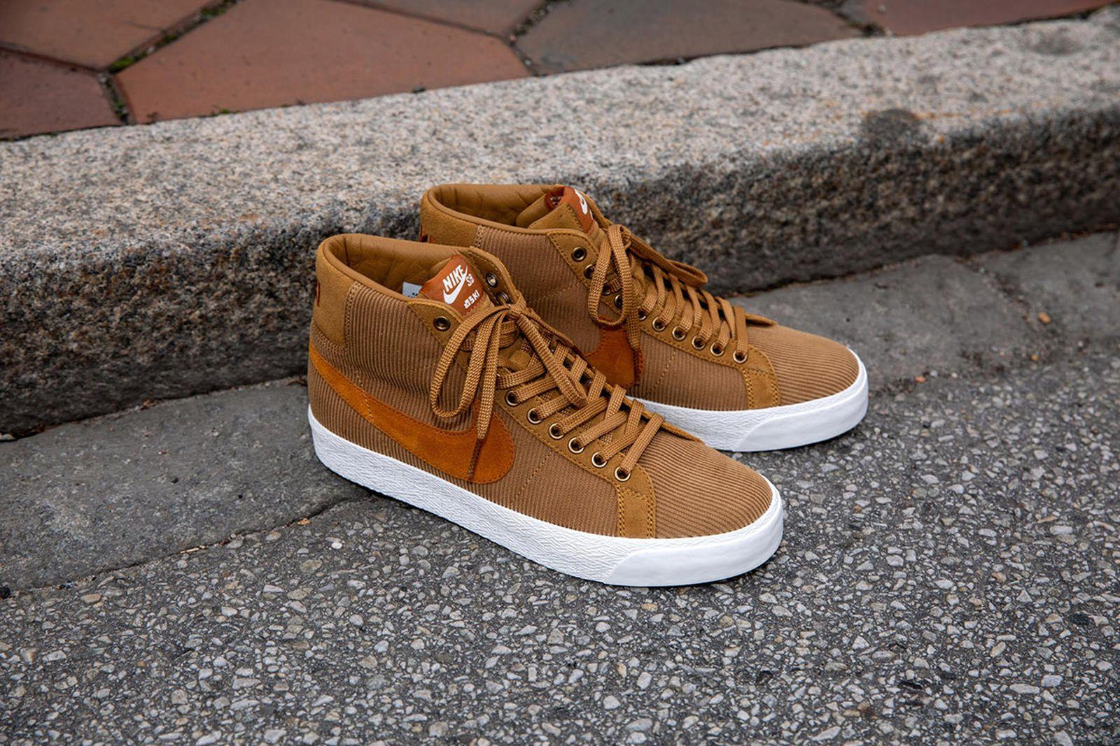 Nike SB Oski Orange Label Blazer