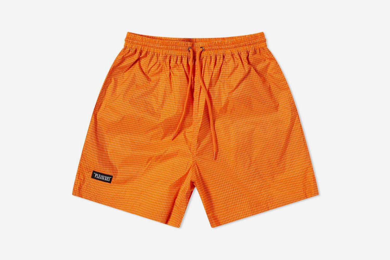 Brick Active Shorts