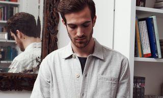 Oliver Spencer Creates Loungewear for MR PORTER