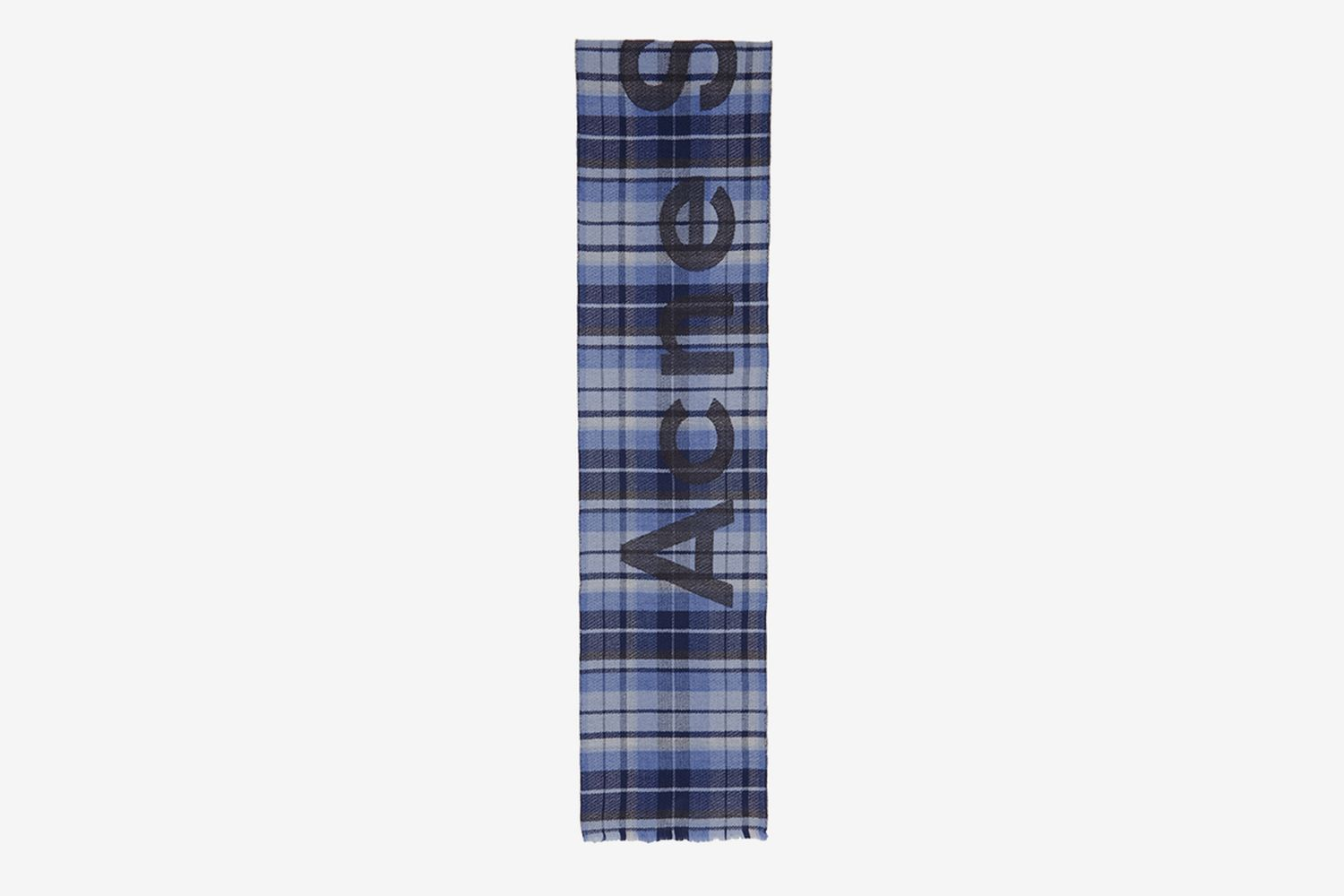 Plaid Victoria Scarf