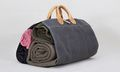 Winter Session and Campwell's Heavy Duty Log-Tote