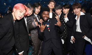 BTS Teases Forthcoming Collab With Khalid