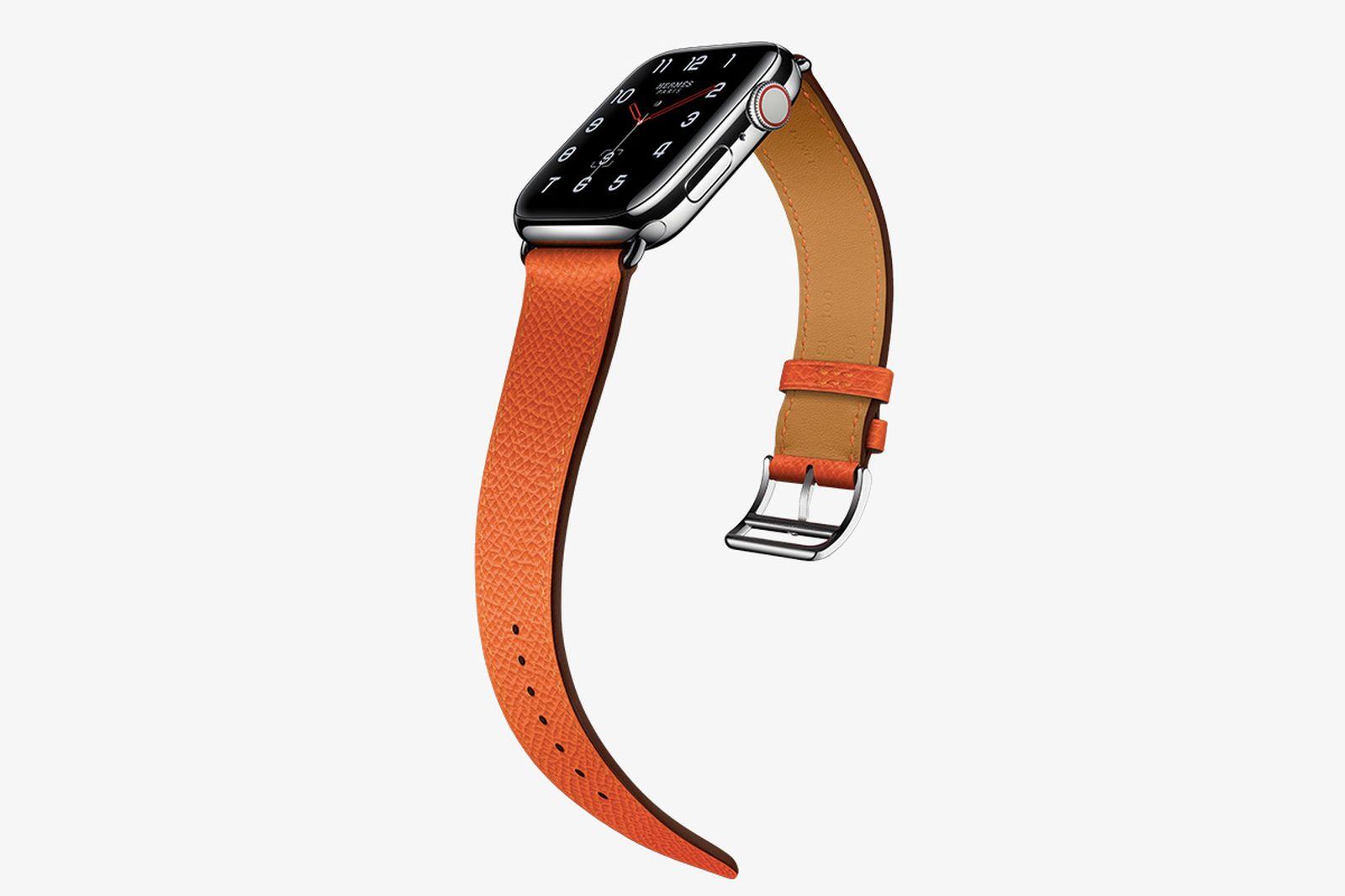 hermes apple watch series 4 closer look