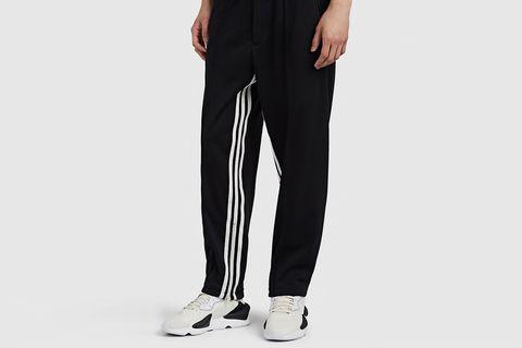 Inseam Striped Track Pants