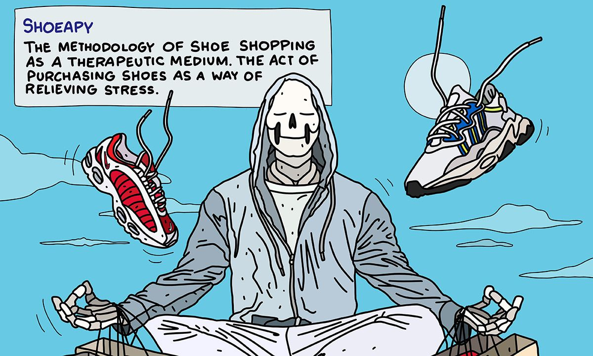6 Ridiculous Sneaker Terms From Urban Dictionary (That We Never Heard of Either)