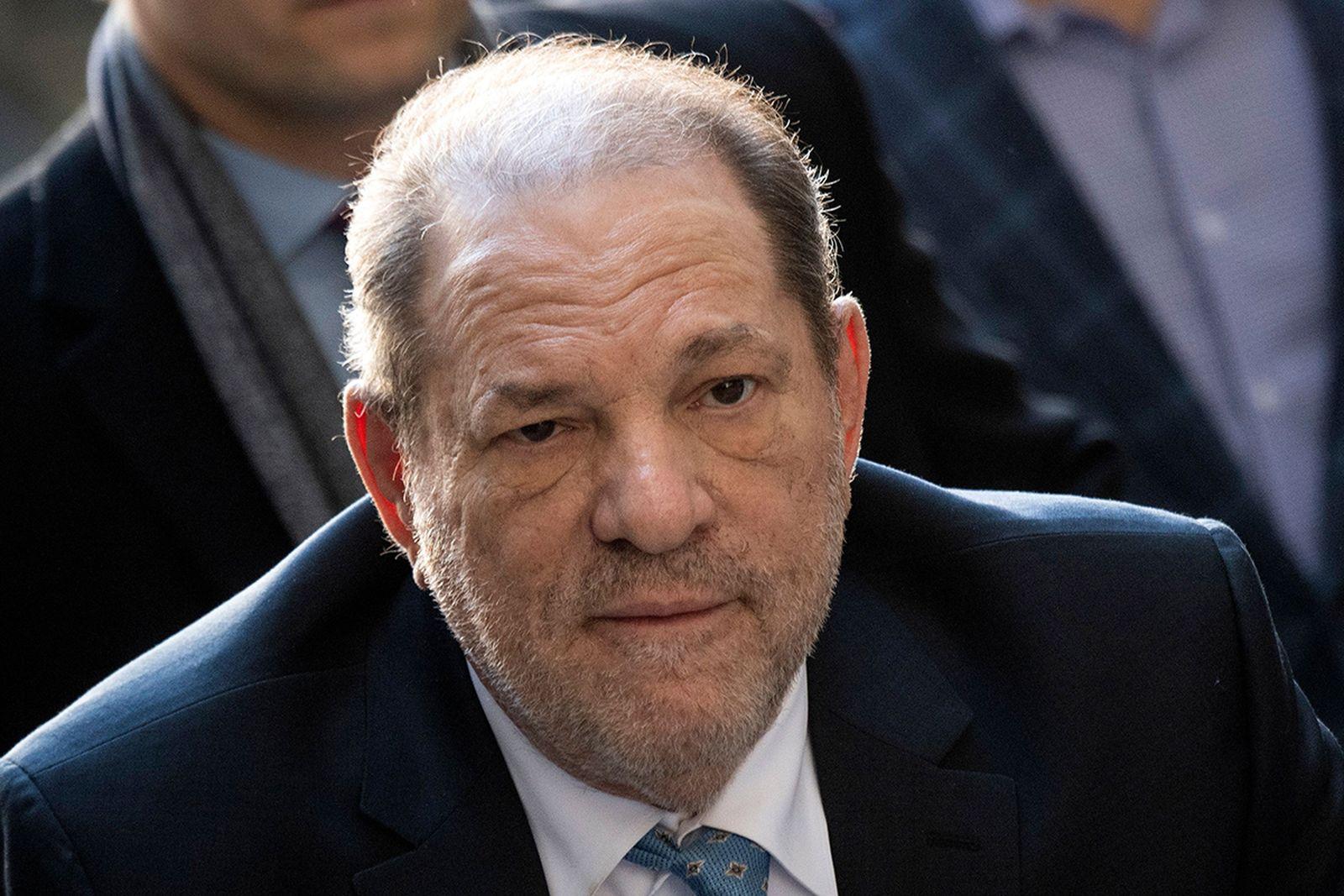 Harvey Weinstein court