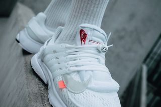 new products 1d7a5 ec6af Virgil Abloh x Nike Air Presto White  Buy it Here Today