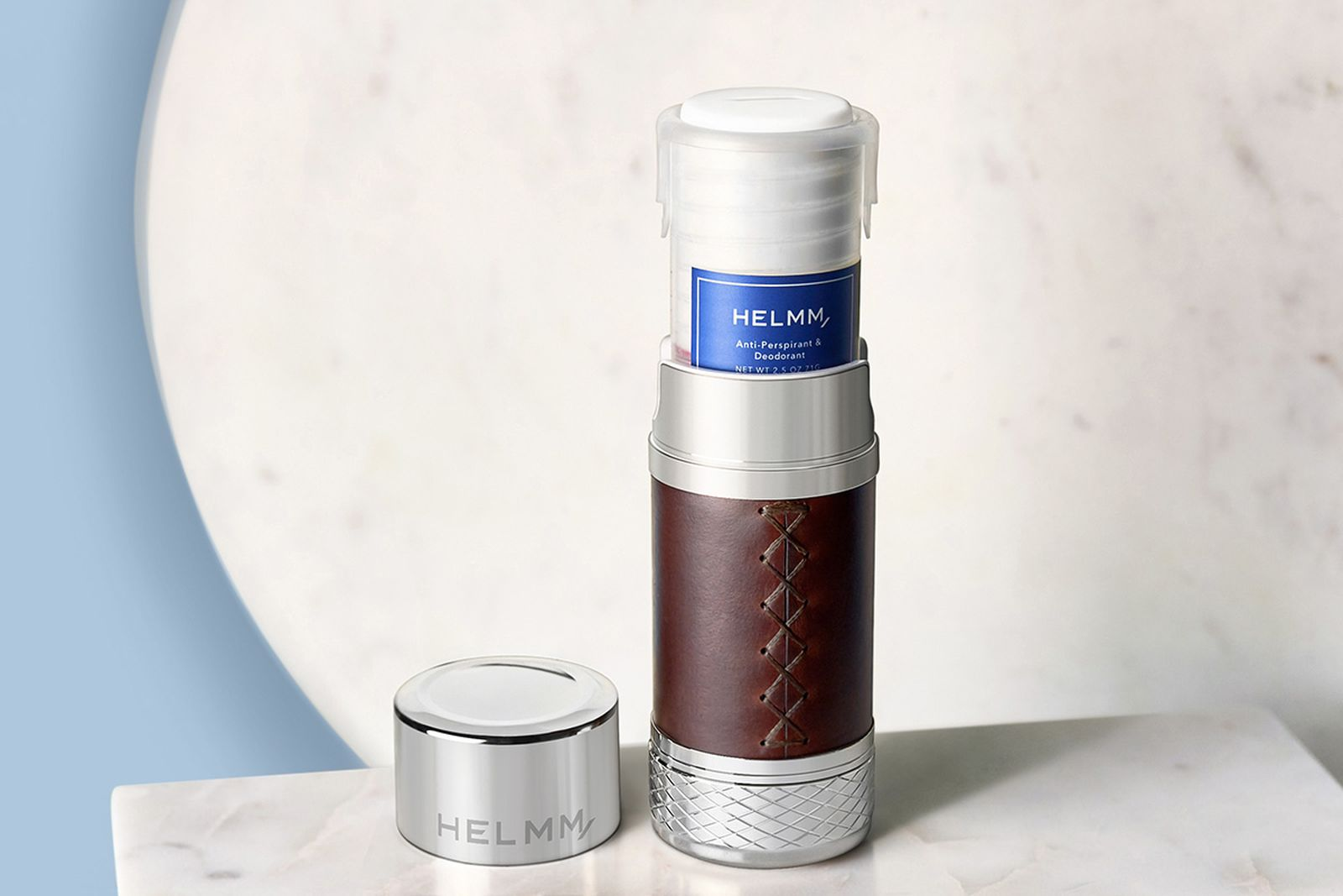 helmm refillable deodorant antiperspirant