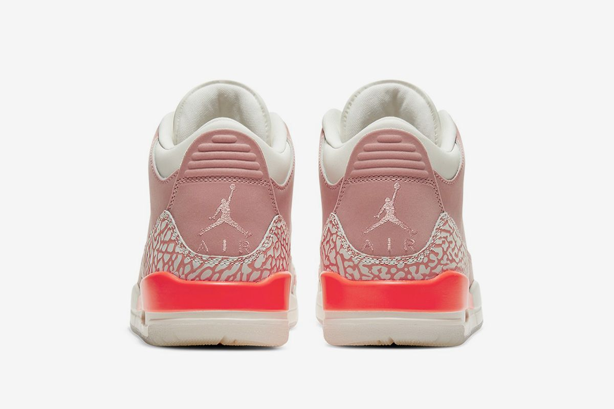 The Air Jordan 3 Is Pretty in Pink & Other Sneaker News Worth a Read 52