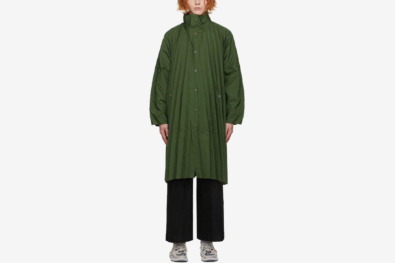 Edge Light Coat