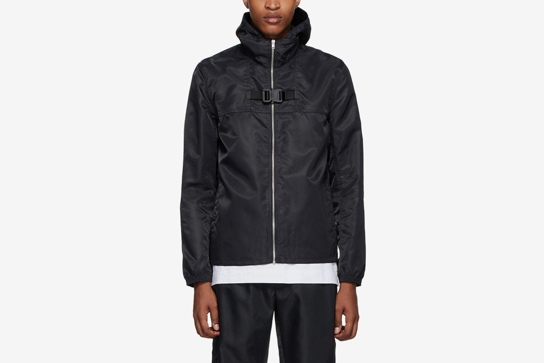 Zip-Up Windbreak Jacket