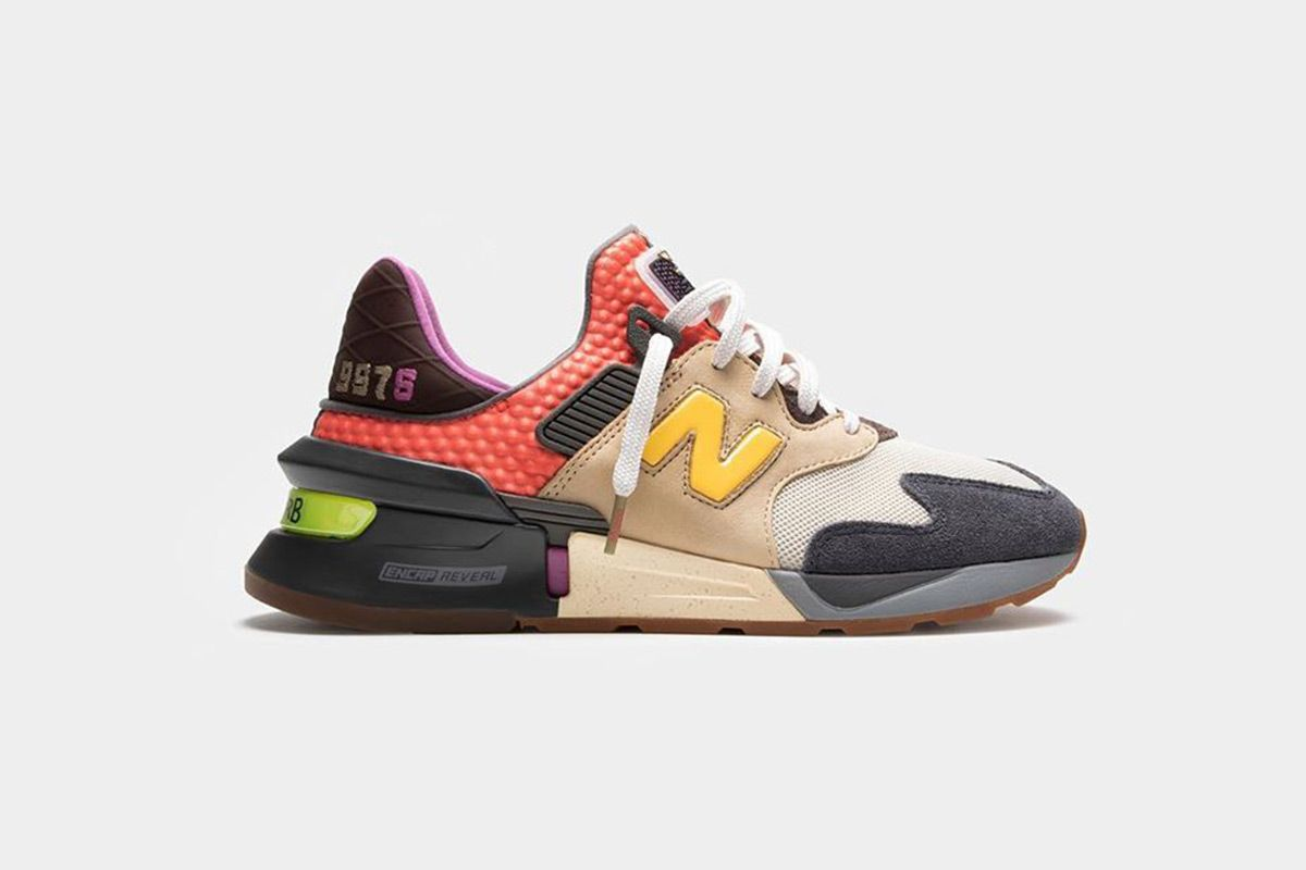 Bodega new balance 997s better days product shot