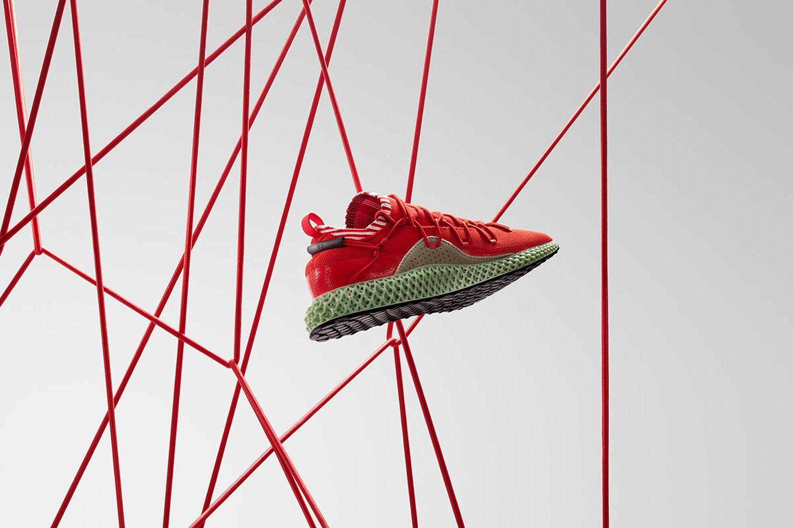 adidas y 3 4d runner red release date price Y-3 4D Runner adidas Y-3