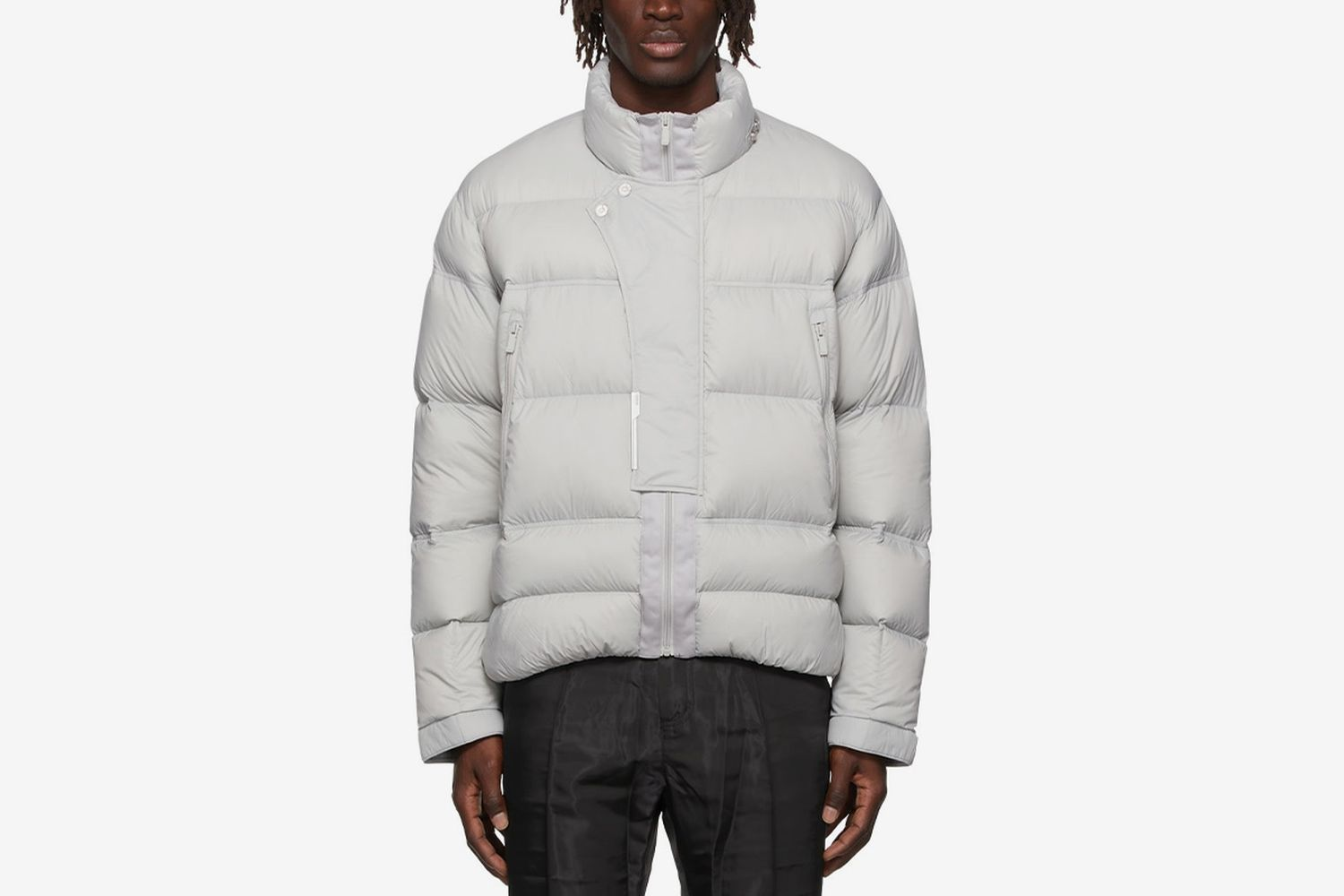 Filtered Reality Puffer Jacket