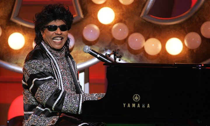 "Little Richard performs ""Good Golly Miss Molly"""