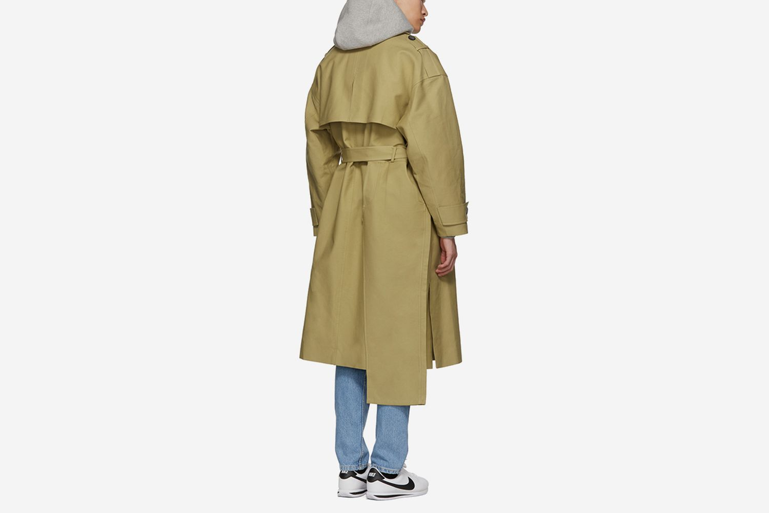 Fusion Trench Coat