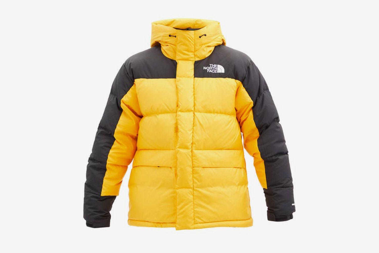 Himalayan Hooded Parka Down Coat