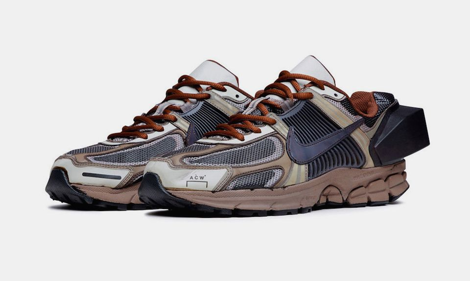 A COLD WALL updates the Nike Zoom Vomero +5 Acquire