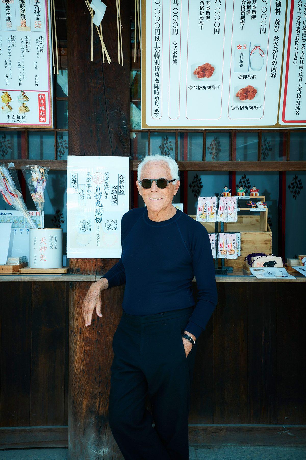 27 Lessons from Giorgio Armani