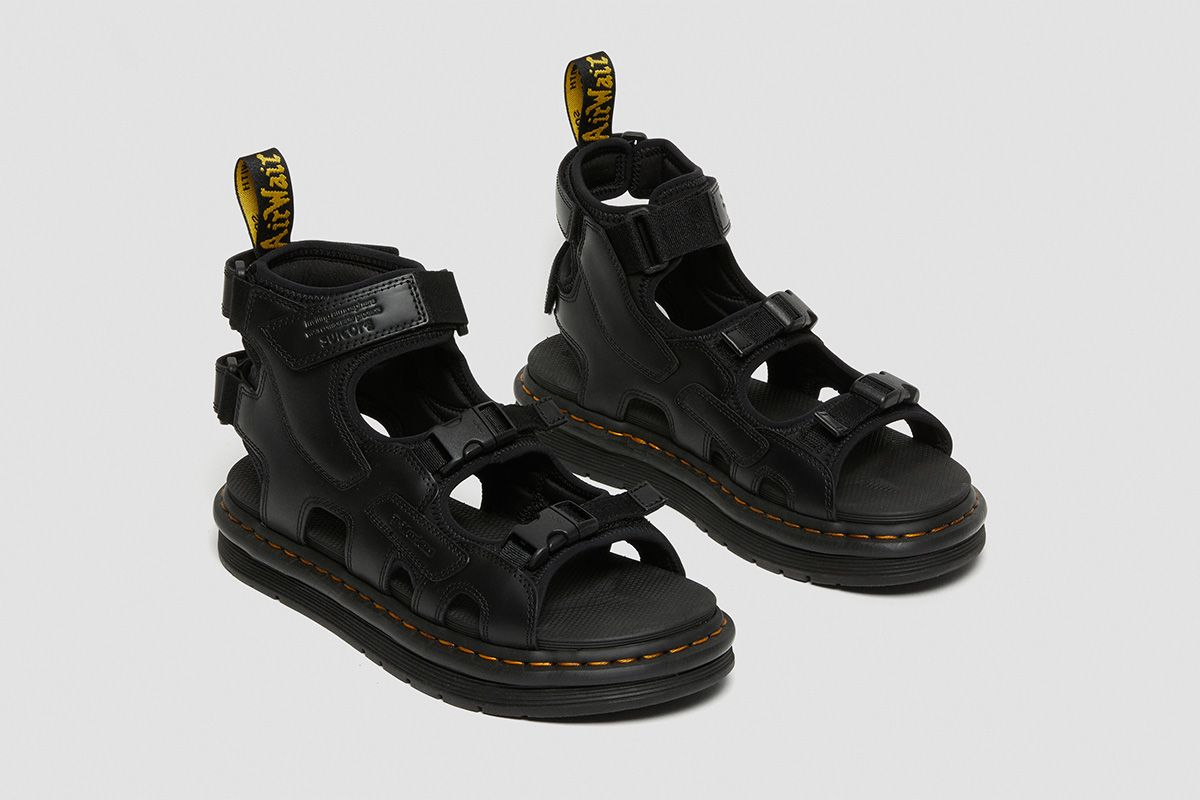 Thanks to Suicoke You Can Rock Doc Martens All Summer Long 11