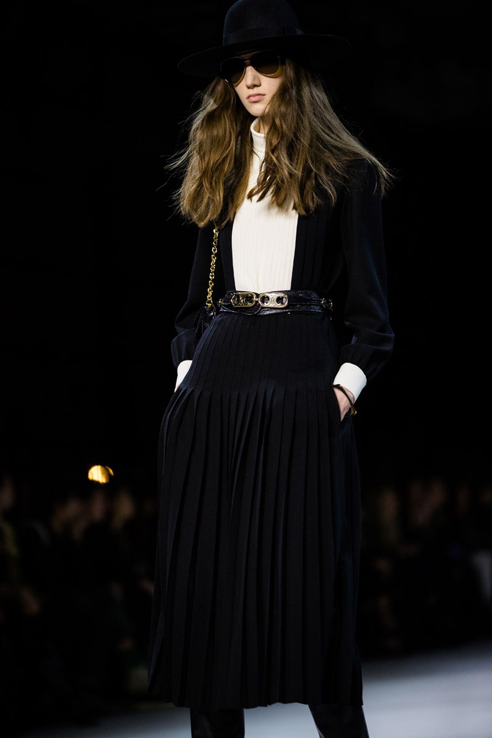 5celine fw19 womens paris fashion week