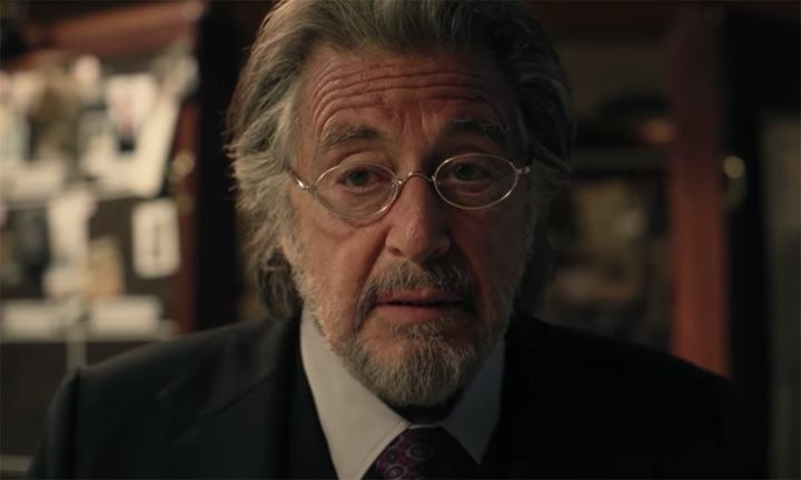 Al Pacino Hunters trailer