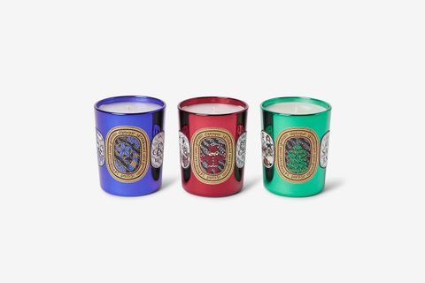 Holiday Scented Candle Set