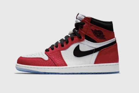 e0d520de9627e5 How the Spider-Man-Inspired Air Jordan 1 Came About  Read it Here