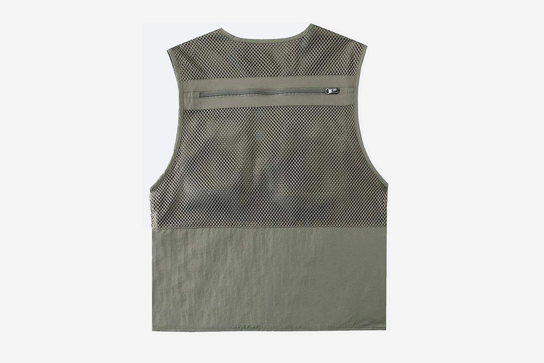 Mesh Outdoor Vest