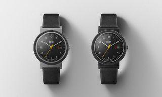 Braun Launches Sleek AW 10 EVO Analog Watch